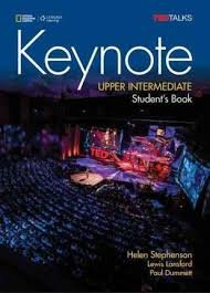 Keynote Upper-Intermediate Student's Book with DVD-ROM