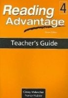 READING ADVANTAGE Second Edition 4 TEACHER´S GUIDE