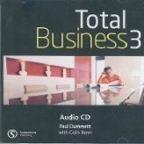 TOTAL BUSINESS UPPER INTERMEDIATE CLASS AUDIO CD