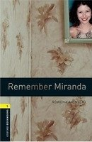 OXFORD BOOKWORMS LIBRARY New Edition 1 REMEMBER MIRANDA AUDIO CD PACK