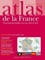L´Atlas de la France: L´incontournable en un clin d´oeil