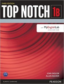 Top Notch Third Edition 1 Student Book Split B with MyEnglishLab