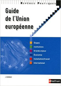 Reperes: Guide de L´union Europeenne