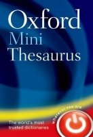 OXFORD MINI THESAURUS 5th Edition