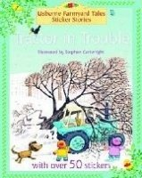 Tractor in Trouble (farmyard Tales Sticker Storybooks)