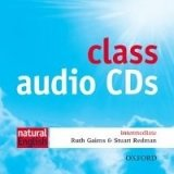 NATURAL ENGLISH INTERMEDIATE CLASS AUDIO CDs /2/