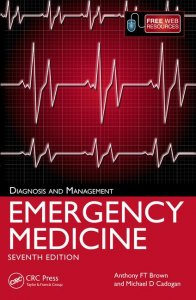 Emergency Medicine : Diagnosis and Management, 7th rev ed.