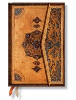 Paperblanks 2016 Filigree Floral Ebony Mini 12 Day at a Time Diary