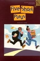 OXFORD BOOKWORMS PLAYSCRIPTS 1 FIVE SHORT PLAYS