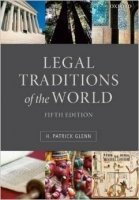 Legal Traditions of the World : Sustainable Diversity in Law 5th Ed.