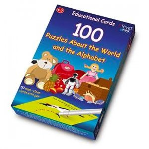 100 Puzzles About the World and the Alphabet