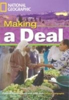 FOOTPRINT READERS LIBRARY Level 1300 - MAKING A DEAL + MultiDVD Pack