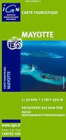 IGN 84002: Mayotte 1:100 000
