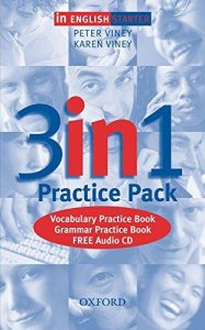IN ENGLISH STARTER PRACTICE PACK