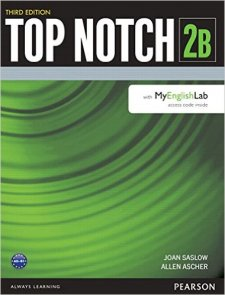 Top Notch Third Edition 2 Student Book Split B with MyEnglishLab