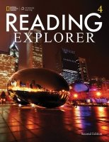 Reading Explorer Second Edition 4 Student´s Book + Online Workbook Access Code