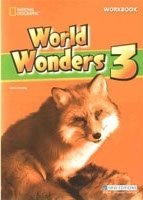 WORLD WONDERS 3 WORKBOOK WITH KEY