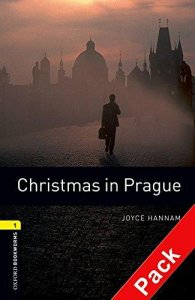 OXFORD BOOKWORMS LIBRARY New Edition 1 CHRISTMAS IN PRAGUE AUDIO CD PACK