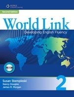 WORLD LINK Second Edition 2 STUDENT´S BOOK WITH CD-ROM PACK