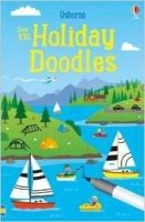 Holiday Doodles (Doodle Books)