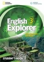 ENGLISH EXPLORER 3 STUDENT´S BOOK + MULTIROM PACK