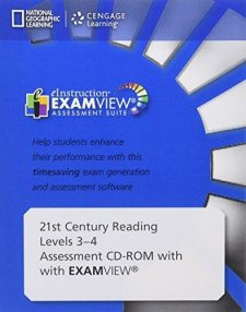 21st Century Reading: Creative Thinking and Reading Assessment CD-ROM with ExamView 3 & 4