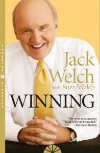 Winning : The Ultimate Business How-To Book