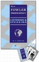 NEW FOWLER PROFICIENCY - LISTENING AND SPEAKING TEACHER´S BOOK