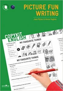 COPYKIT ENGLISH: Picture Fun Writing