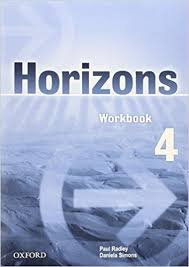 HORIZONS 4 WORKBOOK (International English Edition)