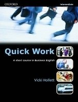 QUICK WORK INTERMEDIATE STUDENT´S BOOK