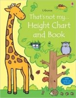 That's Not My Height Chart and Book
