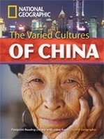FOOTPRINT READERS LIBRARY Level 3000 - THE VARIED CULTURES OF CHINA + MultiDVD Pack