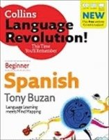 COLLINS LANGUAGE REVOLUTION: SPANISH BEGINNER AUDIO CD