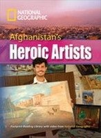 FOOTPRINT READERS LIBRARY Level 3000 - AFGHANISTAN´S HEROIC ARTISTS + MultiDVD Pack