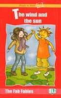 Ready to Read (The Fab Fables): The Wind and the Sun with Audio CD