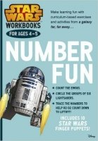 Star Wars Workbooks: Number Fun (Ages 4-5)