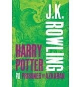 Harry Potter and the Prisoner of Azkaban Adult Cover PB