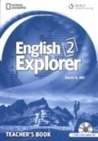 ENGLISH EXPLORER 2 TEACHER´S BOOK + CLASS AUDIO CD PACK