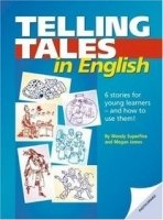 TELLING TALES IN ENGLISH BOOK + AUDIO CD PACK