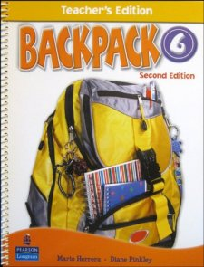 Backpack, 2nd Ed. 6 Teacher's Book