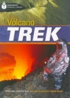 FOOTPRINT READERS LIBRARY Level 800 - VOLCANO TREK + MultiDVD Pack