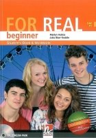 FOR REAL BEGINNER STUDENT´S PACK (Student´s Book / Workbook + Links + CD-ROM + Links Audio CD)