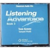 LISTENING ADVANTAGE 3 CLASS AUDIO CDs /2/