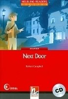 HELBLING READERS FICTION LEVEL 1 RED LINE - NEXT DOOR + AUDIO CD PACK
