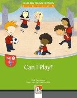 Helbling Young Readers Fiction Stage A: Can i Play? Big Book