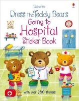 Dress the Teddy Bears Going to Hospital (Dress the Teddy Bears Sticker)