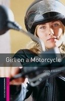 OXFORD BOOKWORMS LIBRARY New Edition STARTER GIRL ON A MOTORCYCLE AUDIO CD PACK