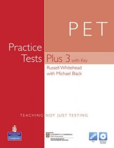 Practice Tests Plus PET 3 with Key with Multi-ROM and Audio CD Pack