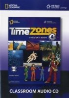 TIME ZONES 4 CLASSROOM AUDIO CD